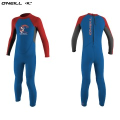 ONeill wetsuits TODDLER REACTOR II 2MM BACK ZIP Boys Neoprén Gyerek