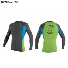 ONeill SKINS  GRAPHIC L/S CREW Lycra Férfi