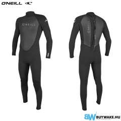 ONeill REACTOR II 3/2 BACK ZIP FULL     Neoprene Férfi