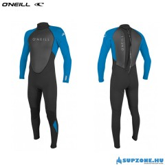 ONeill REACTOR II 3/2 BACK ZIP FULL Neoprén Férfi