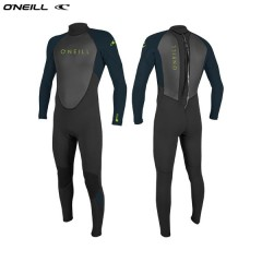 ONeill wetsuits youth Reactor II 3/2 BZ Full Neoprén Gyerek