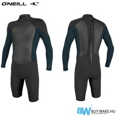 ONeill O\\\'RIGINAL 2mm BACK ZIP L/S SPRIN Neoprén Férfi