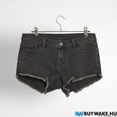 Follow DENIM Ride Short Ladies - Black Boardshort Női