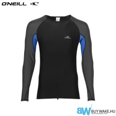 ONeill VALLEY LONG SLEEVE SKIN Lycra Férfi