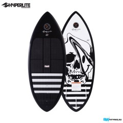 "Hyperlite wakesurf HI-FI PARTY SHARK 56"" 2019 Wakesurf"