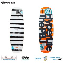 Hyperlite wakeboard THE PBJ 2017    Wakeboard park deszka