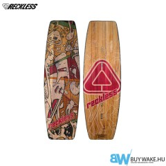 Reckless wakeboard R.R. Series 138    Wakeboard park deszka