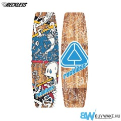 Reckless wakeboard R.R. Series 142    Wakeboard park deszka