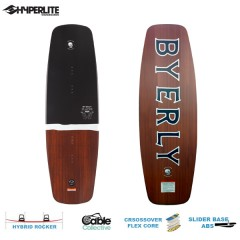 Byerly wakeboard SLAYER 2019    Wakeboard park deszka