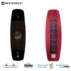 Byerly wakeboard SLAYER 2017    Wakeboard park deszka
