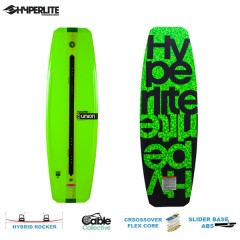 Hyperlite wakeboard THE UNION 143 - 2018    Wakeboard park deszka