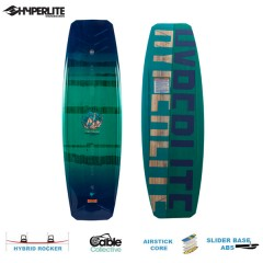 Hyperlite wakeboard THE WISHBONE 2018    Wakeboard park deszka